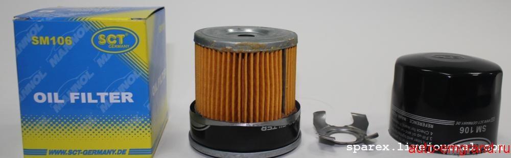 Смотрим что внутри масляного фильтра SCT SM106