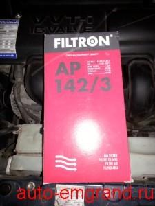 Filtron -  № AP 142/3