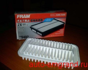 Fram - № CA9482