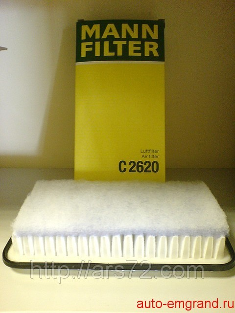 Фильтр воздушный Geely Emgrand EC 7